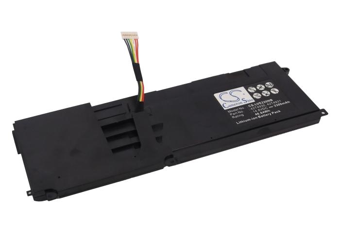 Cameron Sino baterie do notebooků pro LENOVO Edge S430 14.8V Li-ion 3300mAh černá - neoriginální