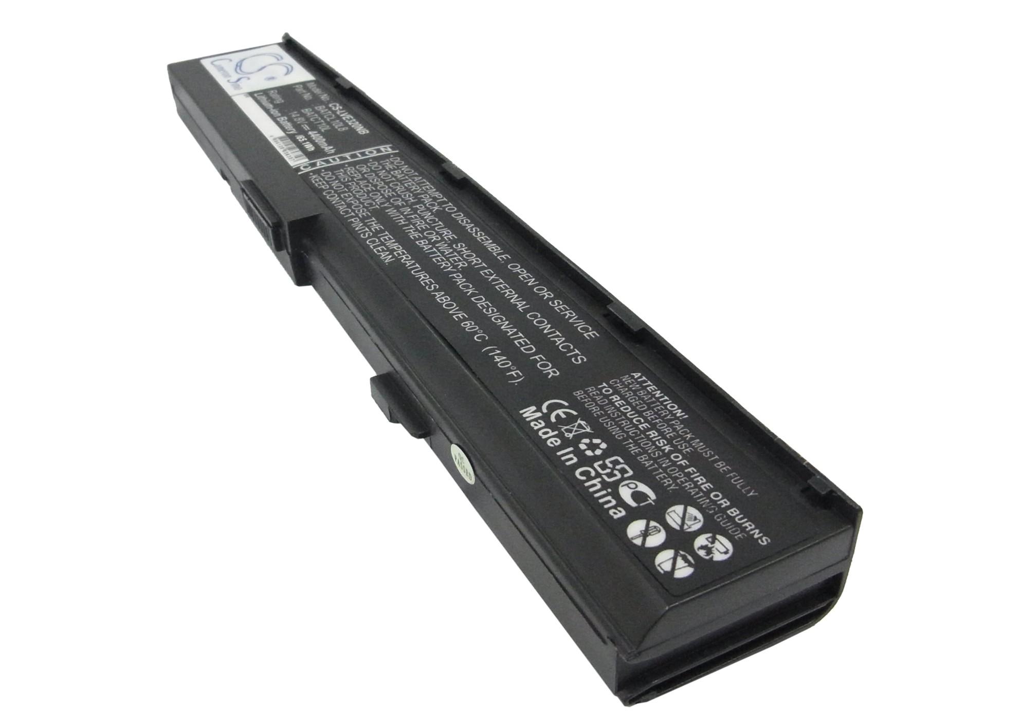 Cameron Sino baterie do notebooků pro LENOVO V71 14.8V Li-ion 4400mAh černá - neoriginální