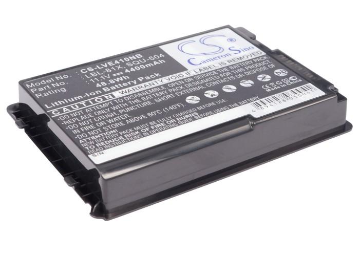 Cameron Sino baterie do notebooků pro LENOVO 125 11.1V Li-ion 4400mAh černá - neoriginální