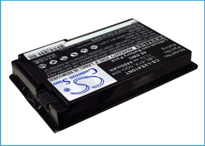 Cameron Sino baterie do notebooků pro LENOVO 125 11.1V Li-ion 4400mAh bílá - neoriginální