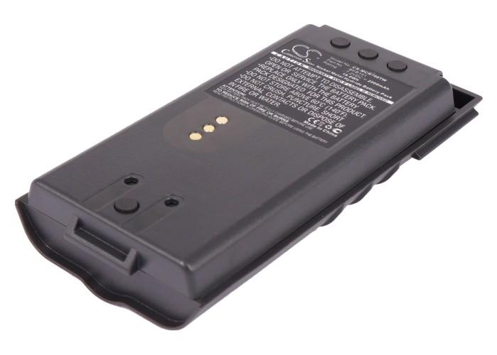 Cameron Sino baterie do vysílaček za BKB191210/3 7.2V Ni-MH 2500mAh černá - neoriginální