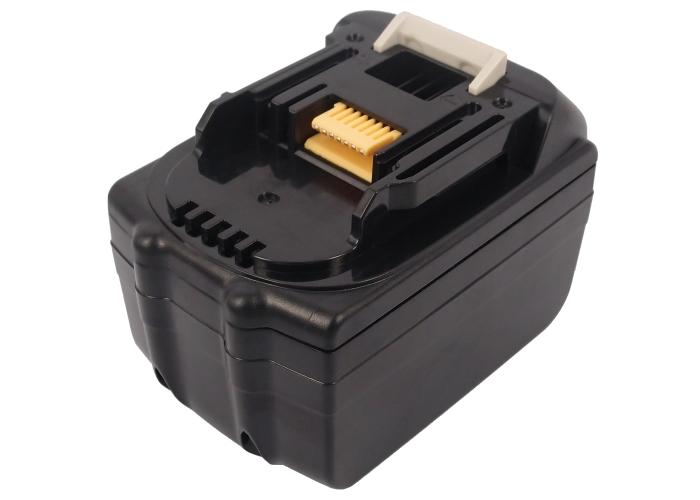 Cameron Sino baterie do nářadí pro MAKITA BTD145RFE 18V Li-ion 4500mAh černá - neoriginální