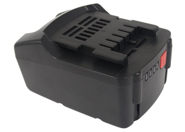 Cameron Sino baterie do nářadí pro METABO W 18 LTX 125 18V Li-ion 3000mAh černá - neoriginální