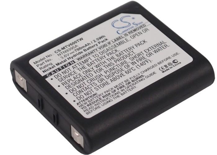 Cameron Sino baterie do vysílaček za NTN9395A 3.6V Ni-MH 700mAh černá - neoriginální