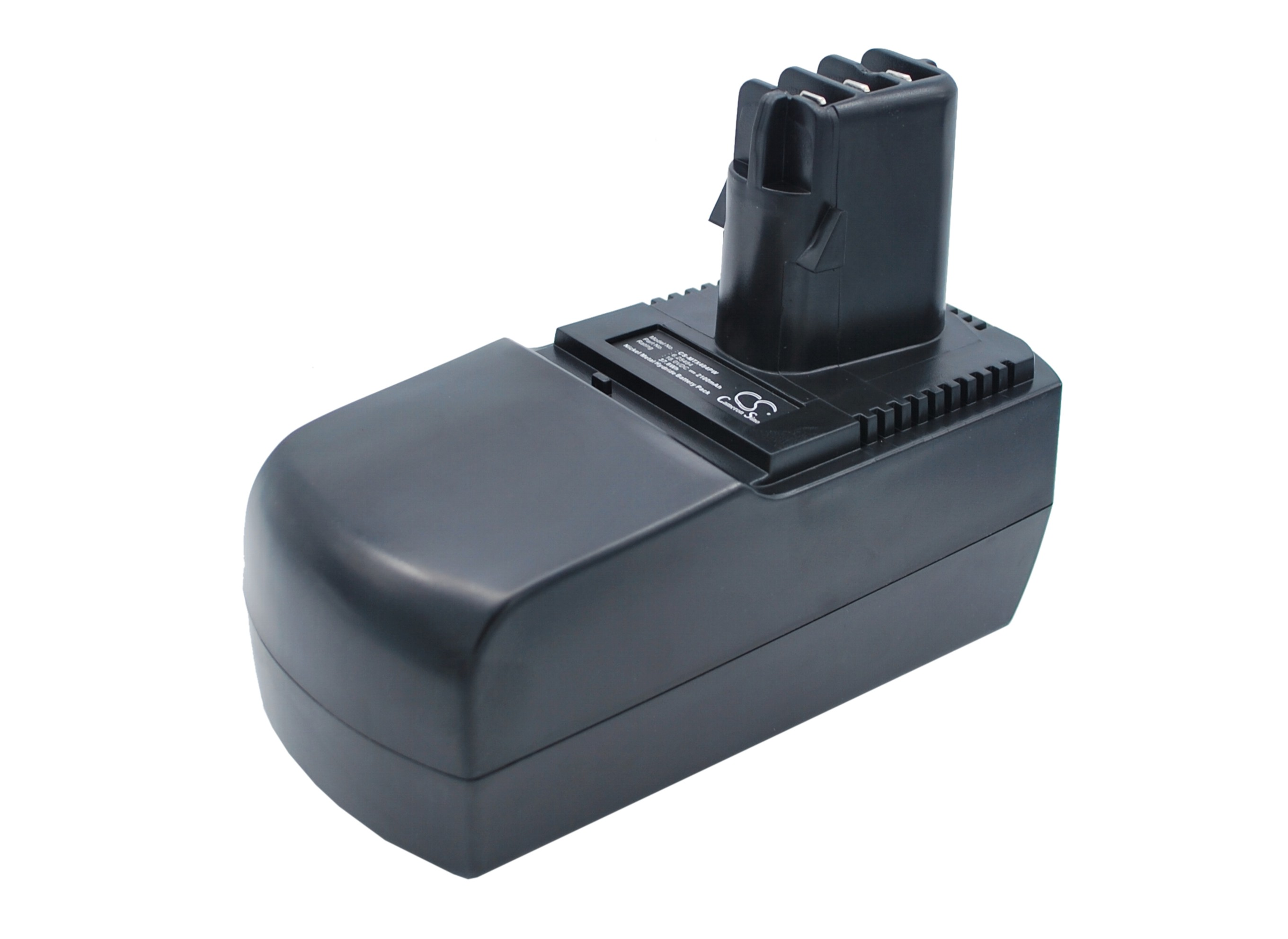 Cameron Sino baterie do nářadí pro METABO BSZ 18 Impuls 18V Ni-MH 2100mAh černá - neoriginální