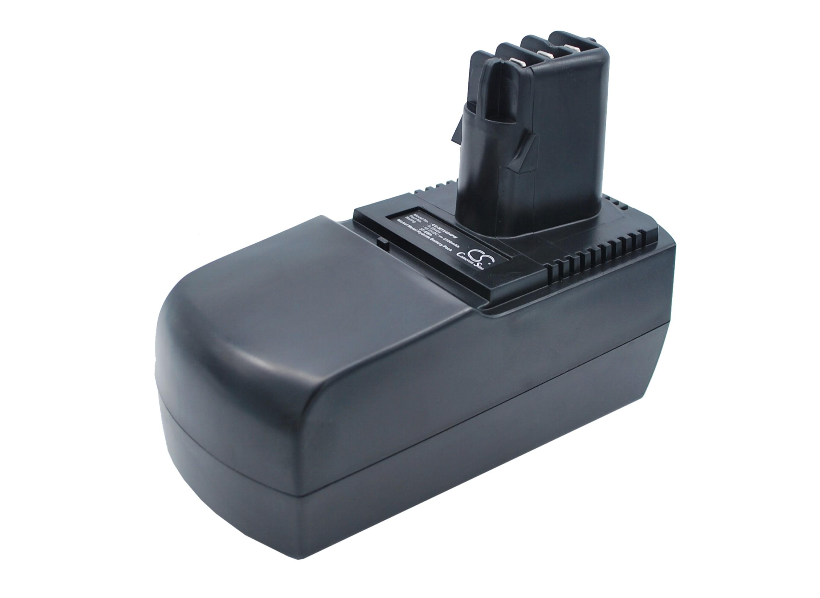 Cameron Sino baterie do nářadí pro METABO BSZ 18 Impuls Li Power 18V Ni-MH 2100mAh černá - neoriginální