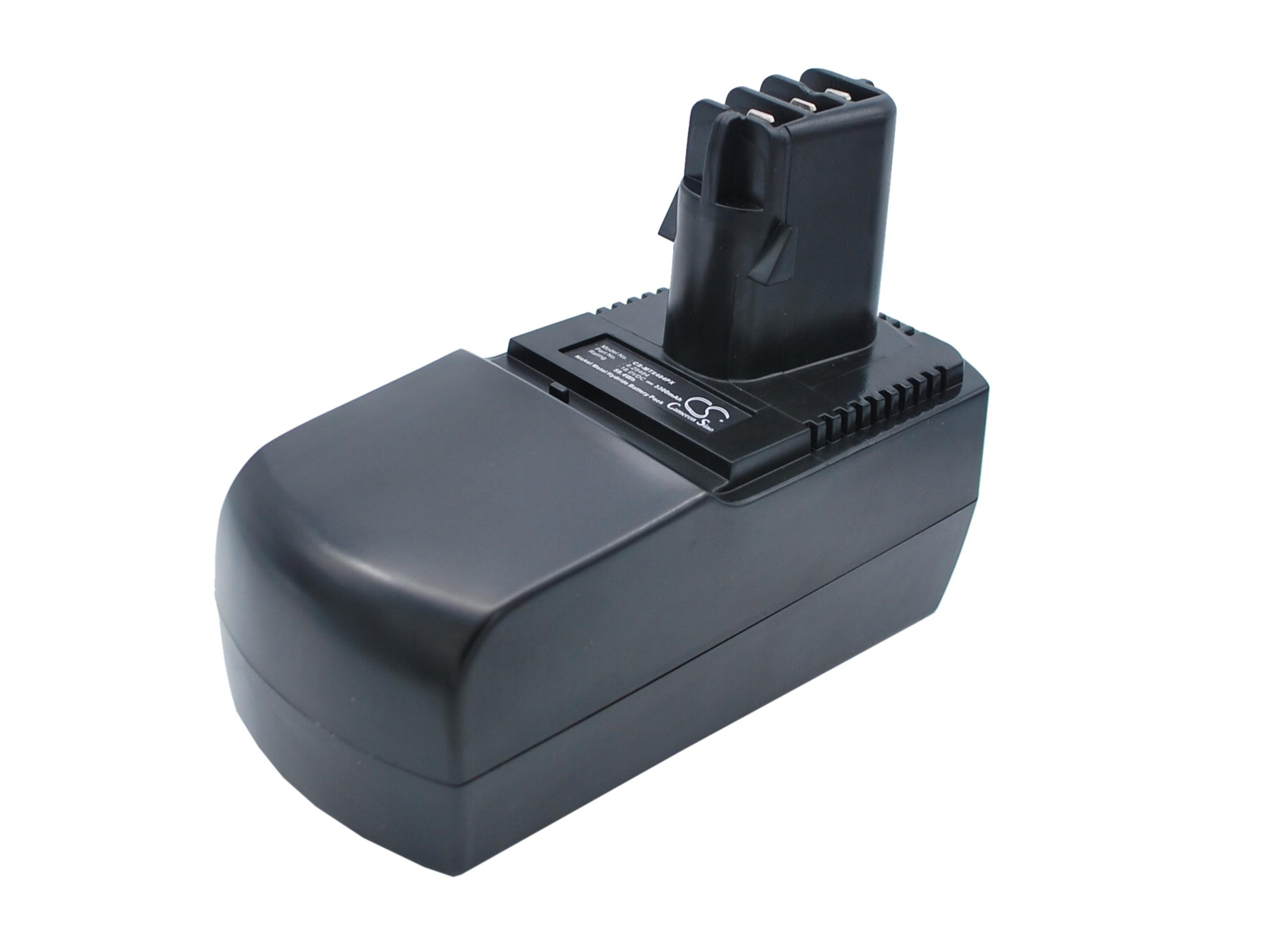 Cameron Sino baterie do nářadí pro METABO BSZ 18 Impuls Li Power 18V Ni-MH 3300mAh černá - neoriginální