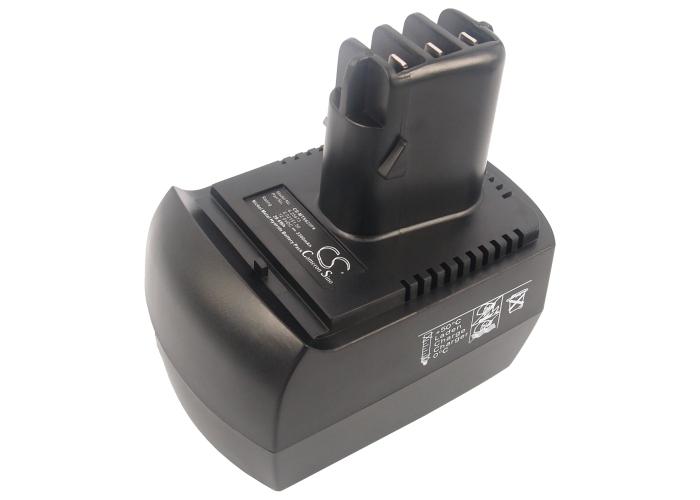 Cameron Sino baterie do nářadí pro METABO BSZ 12 Impuls 12V Ni-MH 3300mAh černá - neoriginální