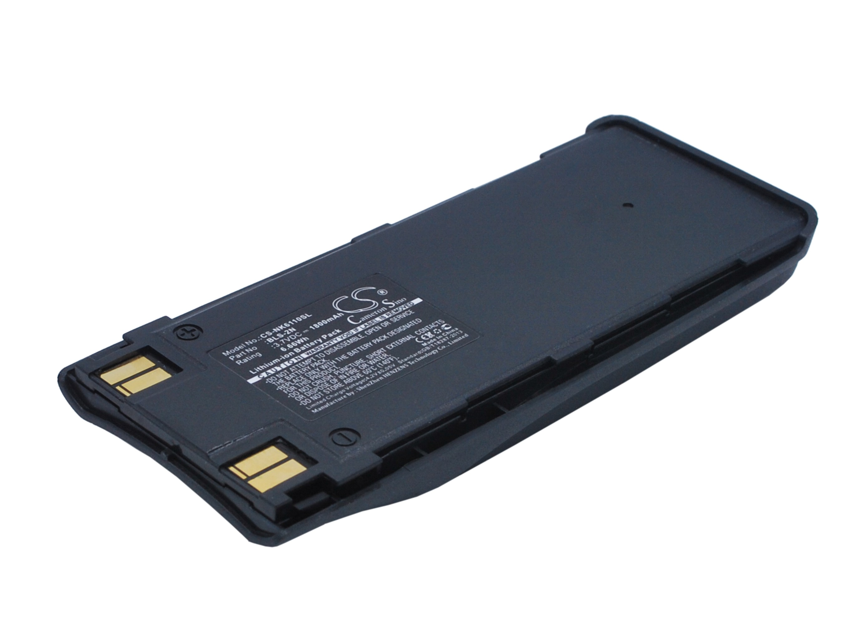 Cameron Sino baterie do mobilů pro NOKIA 6310i 3.7V Li-ion 1800mAh černá - neoriginální