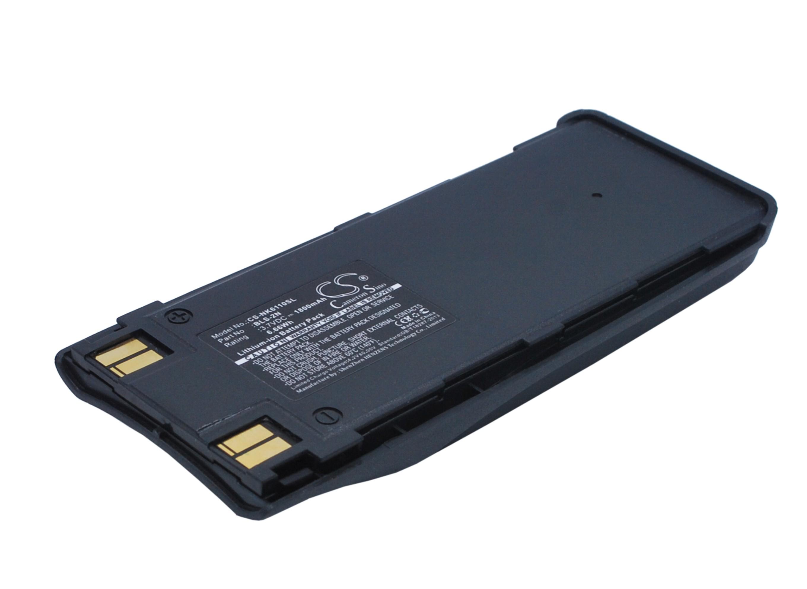 Cameron Sino baterie do mobilů pro NOKIA 7100 3.7V Li-ion 1800mAh černá - neoriginální