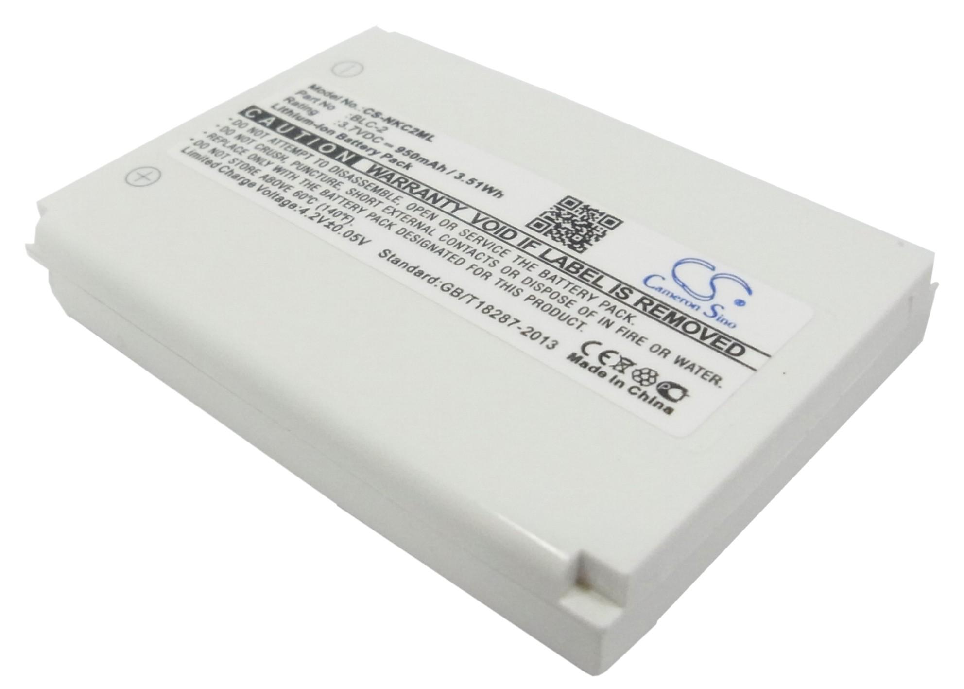 Cameron Sino baterie do mobilů pro NOKIA 3510 3.7V Li-ion 950mAh černá - neoriginální