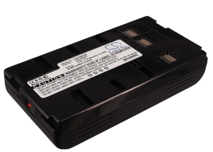 Cameron Sino baterie do kamer a fotoaparátů pro BLAUPUNKT SC-625 6V Ni-MH 2100mAh tmavě šedá - neoriginální