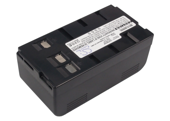 Cameron Sino baterie do kamer a fotoaparátů pro PANASONIC NV-G3 6V Ni-MH 4200mAh tmavě šedá - neoriginální