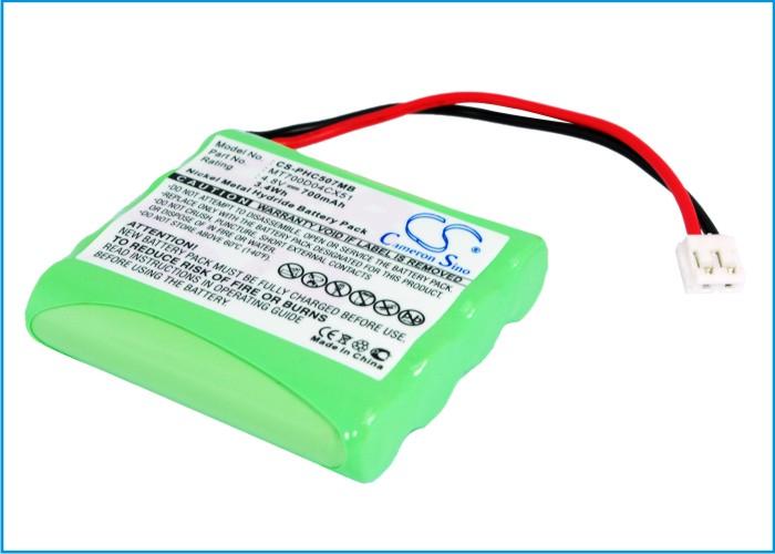 Cameron Sino baterie do dětských chůviček pro PHILIPS Avent SCD 468/84-R 4.8V Ni-MH 700mAh zelená - neoriginální