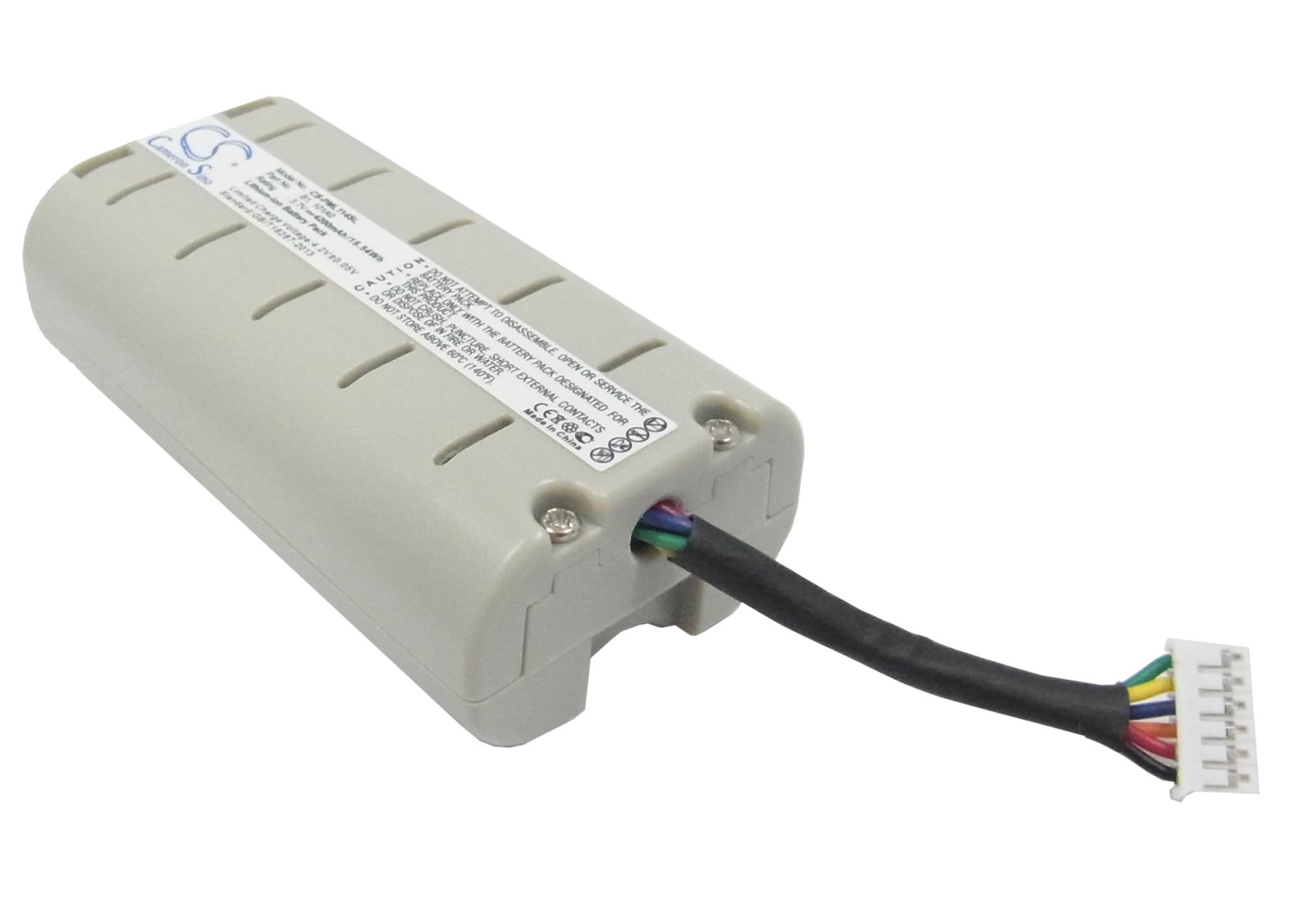 Cameron Sino baterie do digitálních rádií pro PURE Evoke 1 3.7V Li-ion 4200mAh šedá bílá - neoriginální