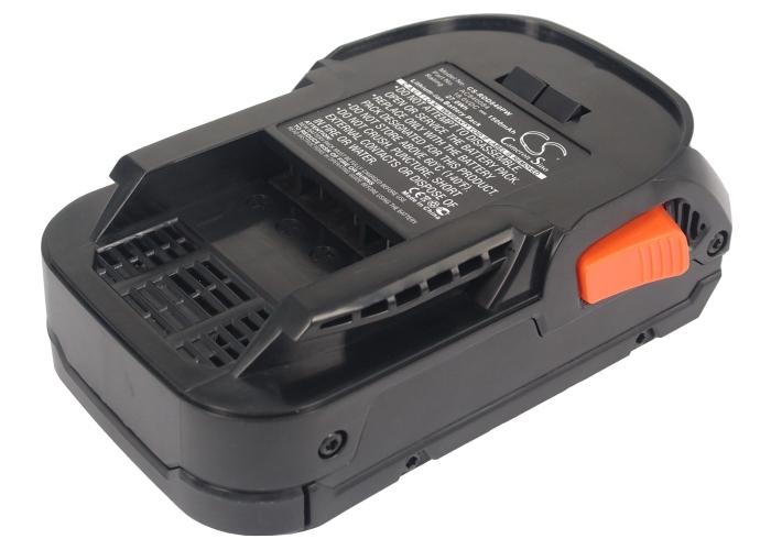 Cameron Sino baterie do nářadí pro AEG BSB 18 STX 18V Li-ion 1500mAh černá - neoriginální