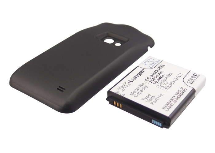 Cameron Sino baterie do mobilů pro SAMSUNG GT-I8530 3.7V Li-ion 2800mAh černá - neoriginální