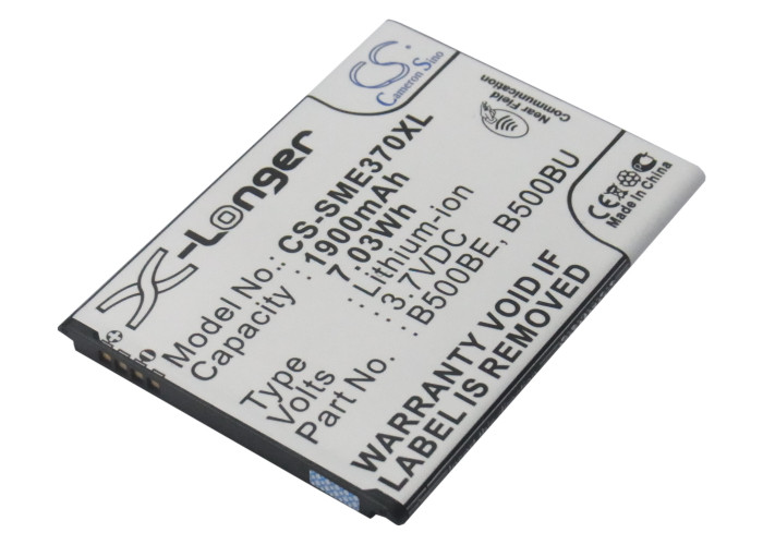 Cameron Sino baterie do mobilů pro SAMSUNG GT-i9197X 3.7V Li-ion 1900mAh černá - neoriginální