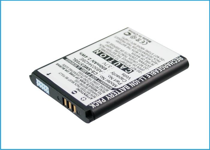 Cameron Sino baterie do mobilů pro SAMSUNG SGH-E570 3.7V Li-ion 650mAh černá - neoriginální