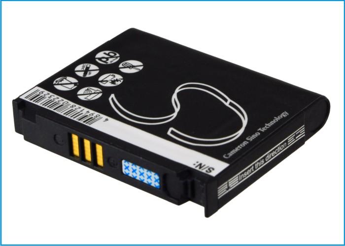 Cameron Sino baterie do mobilů pro SAMSUNG SGH-E950 3.7V Li-ion 750mAh černá - neoriginální