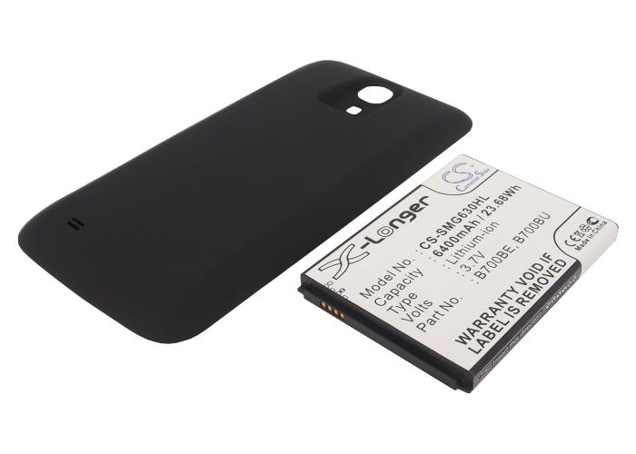 Cameron Sino baterie do mobilů pro SAMSUNG GT-I9205 4G LTE 3.7V Li-ion 6400mAh černá - neoriginální