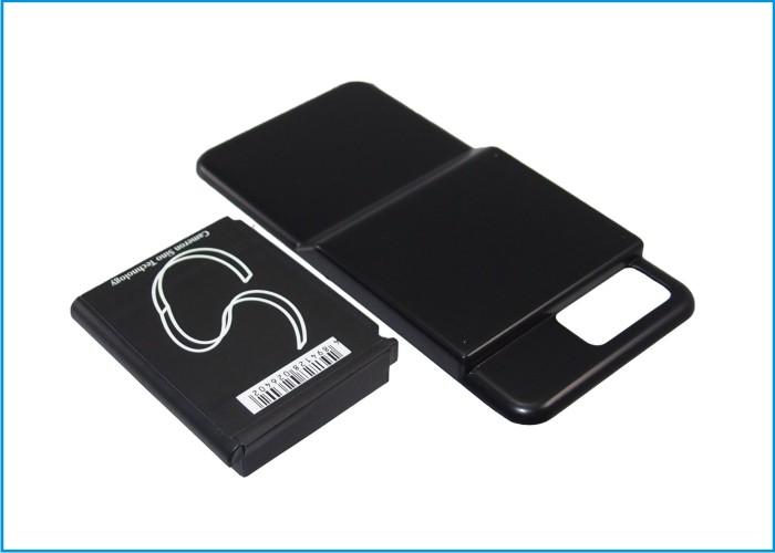 Cameron Sino baterie do mobilů pro SAMSUNG SGH-i900 3.7V Li-ion 1800mAh černá - neoriginální