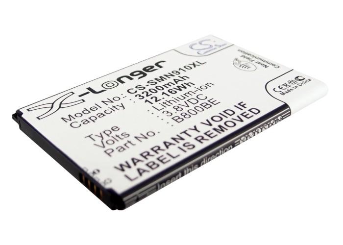 Cameron Sino baterie do mobilů pro SAMSUNG SM-N900 3.8V Li-ion 3200mAh černá - neoriginální