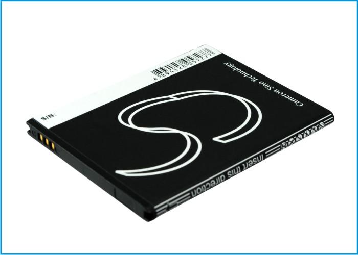Cameron Sino baterie do mobilů pro SAMSUNG GT-S7530 3.7V Li-ion 1250mAh černá - neoriginální
