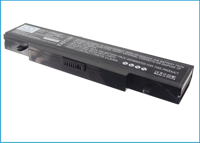 Cameron Sino baterie do notebooků pro SAMSUNG NP-P460-44P 11.1V Li-ion 4400mAh černá - neoriginální