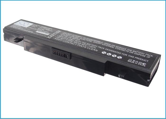 Cameron Sino baterie do notebooků pro SAMSUNG NP-R610 AS07 11.1V Li-ion 4400mAh černá - neoriginální