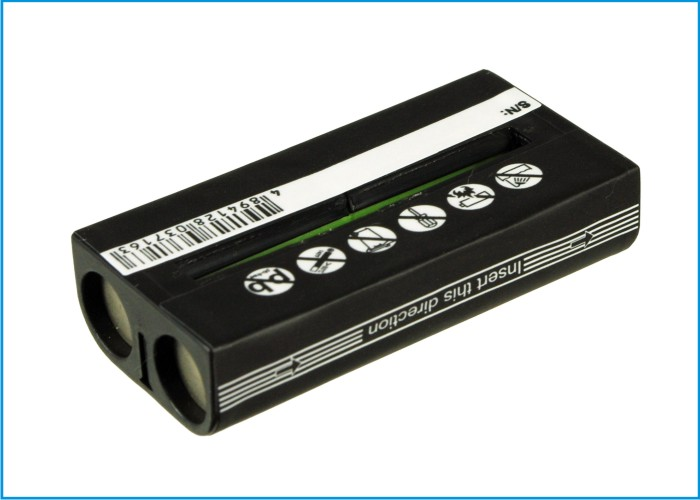 Cameron Sino baterie do bezdrátových sluchátek a headsetů pro SONY MDR-RF840RK 2.4V Ni-MH 700mAh černá - neoriginální