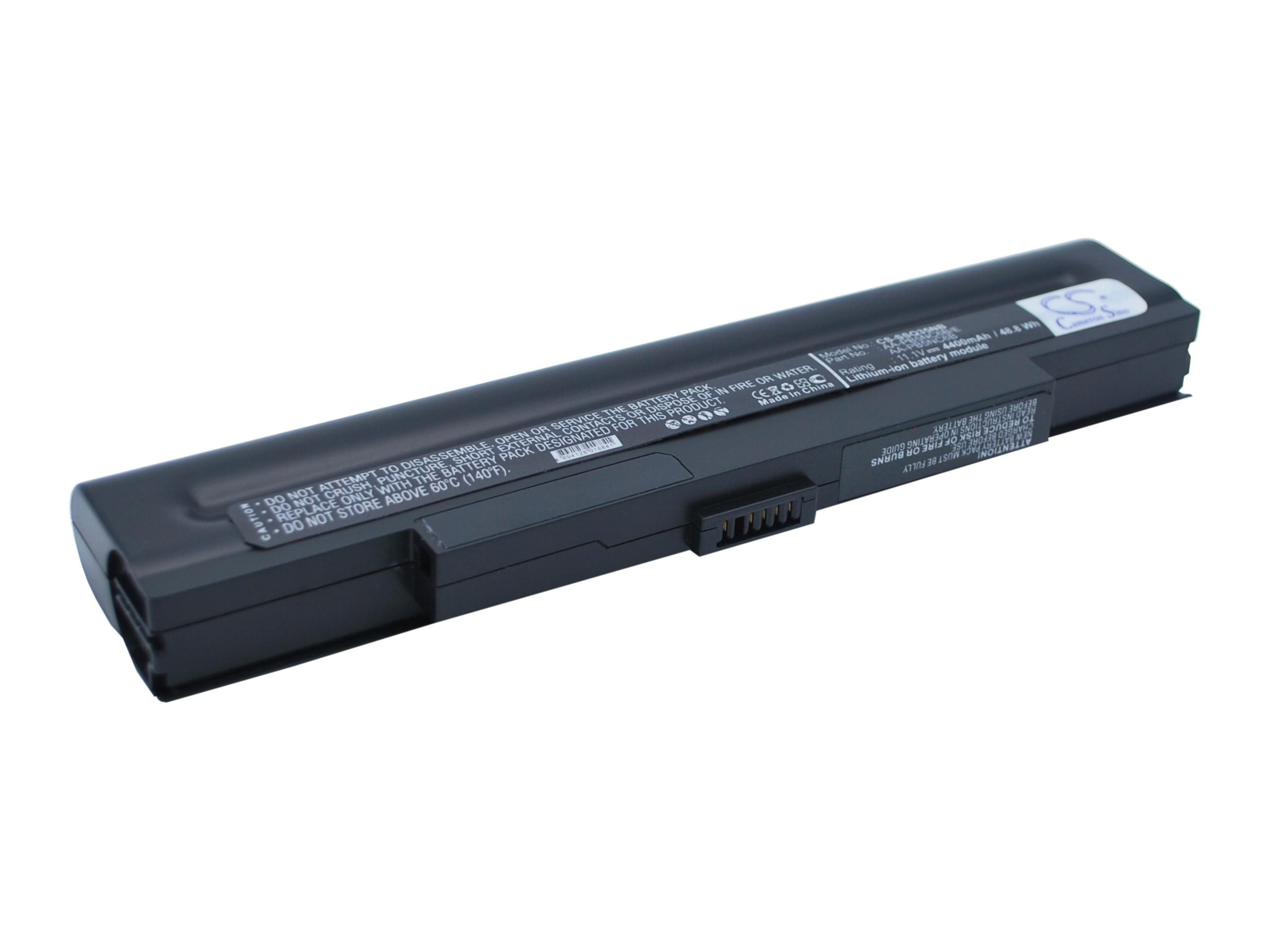 Cameron Sino baterie do notebooků pro SAMSUNG Q35-T5500 Ruby 11.1V Li-ion 4400mAh černá - neoriginální