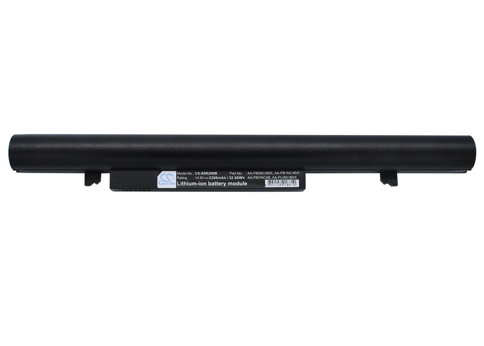 Cameron Sino baterie do notebooků pro SAMSUNG R20 XIV 5500 14.8V Li-ion 2200mAh černá - neoriginální