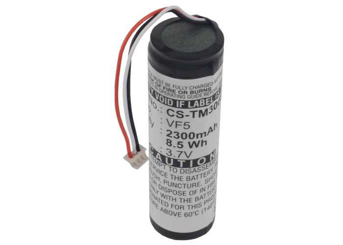 Cameron Sino baterie do navigací (gps) pro TOMTOM Go 910 3.7V Li-ion 2300mAh černá - neoriginální