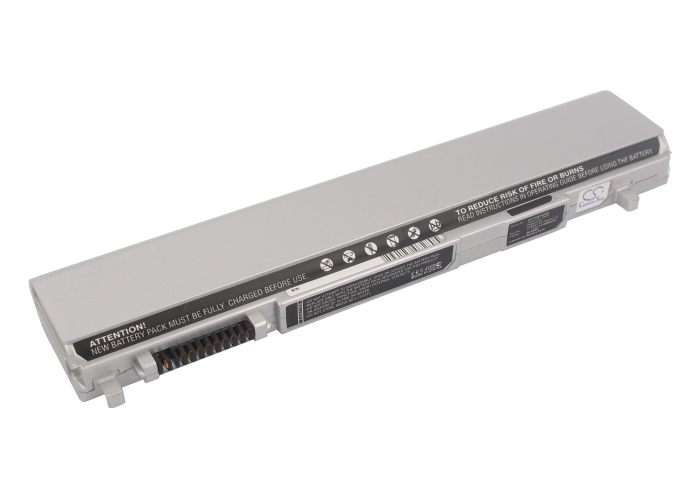 Cameron Sino baterie do notebooků pro TOSHIBA Portege R600-10S 11.1V Li-ion 4400mAh stříbrná - neoriginální
