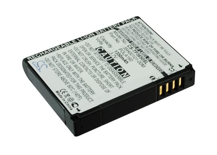 Cameron Sino baterie do mobilů pro HTC Touch Cruise 3.7V Li-ion 1350mAh černá - neoriginální