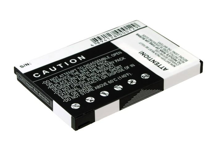 Cameron Sino baterie do mobilů pro HTC TyTN II 3.7V Li-Polymer 1300mAh černá - neoriginální