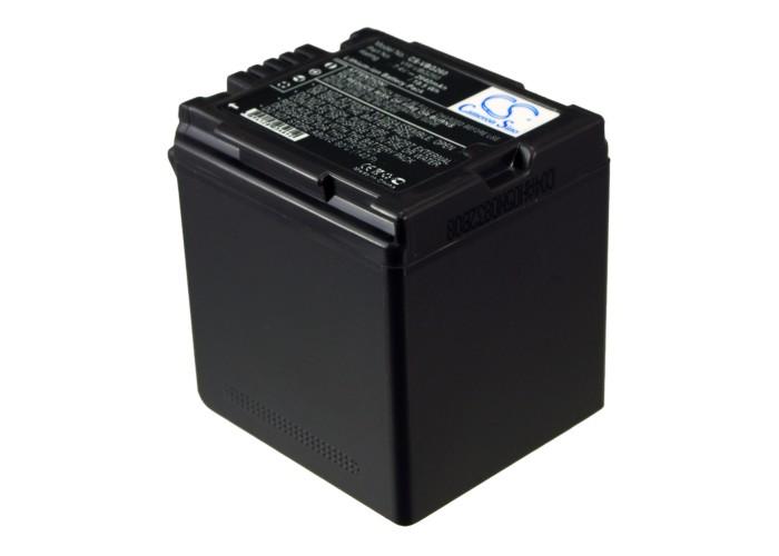 Cameron Sino baterie do kamer a fotoaparátů pro PANASONIC SDR-H40 7.4V Li-ion 2640mAh černá - neoriginální