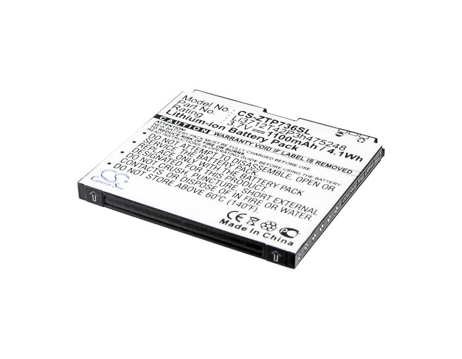 Cameron Sino baterie do mobilů pro ORANGE San Francisco II 3.7V Li-ion 1100mAh černá - neoriginální