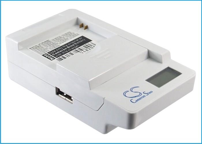 Cameron Sino stolní nabíječky pro GOPRO HD Hero 960 bílá - neoriginální