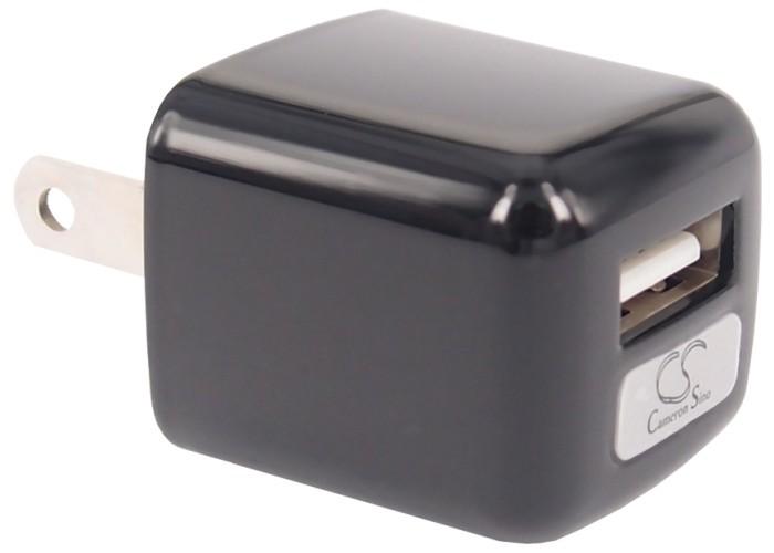 Cameron Sino nabíječky pro tablety pro SAMSUNG GT-P5100 černá - neoriginální