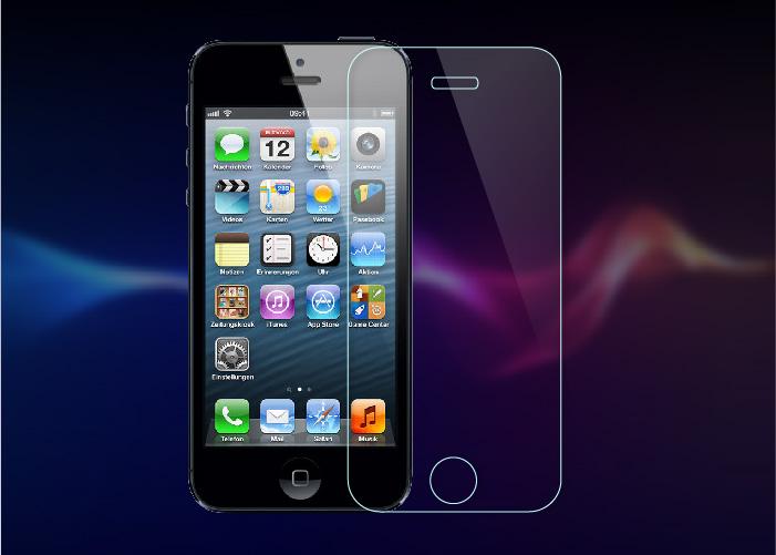 Cameron Sino ochranné folie pro APPLE iPhone 5 16GB glass - neoriginální