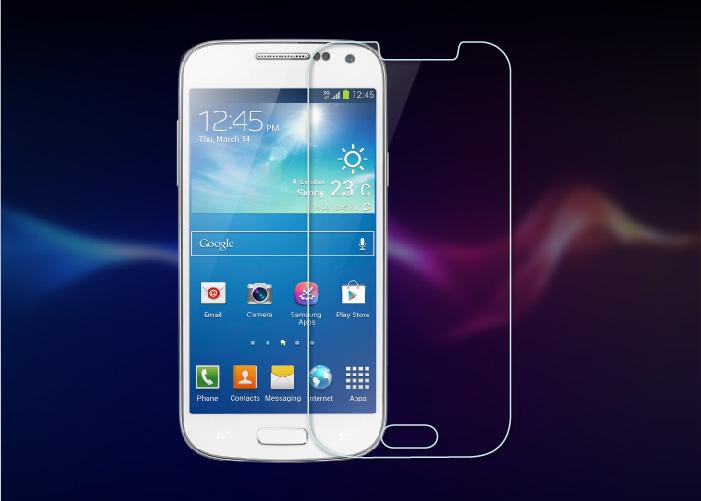Cameron Sino ochranné folie pro SAMSUNG Galaxy S4 Mini Duos glass - neoriginální